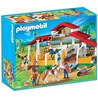 Playmobil - 4190 - Jeu de construction - Centre équestre