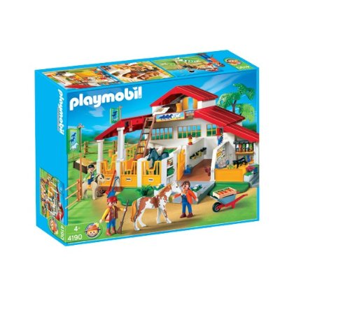Playmobil 4190 Pony Farm