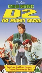 D2 - The Mighty Ducks (1994) (Disney) [VHS]