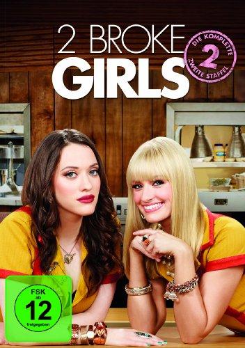 Preisvergleich Produktbild 2 Broke Girls - Die komplette 2. Staffel [3 DVDs]