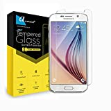 Ascension ® Curve Tempered for Samsung Galaxy C7 Pro Gorilla Glass Screen Protector High Premium Quality 9H Hard 2.5D Ultra Clear Transparent (Set of 2)