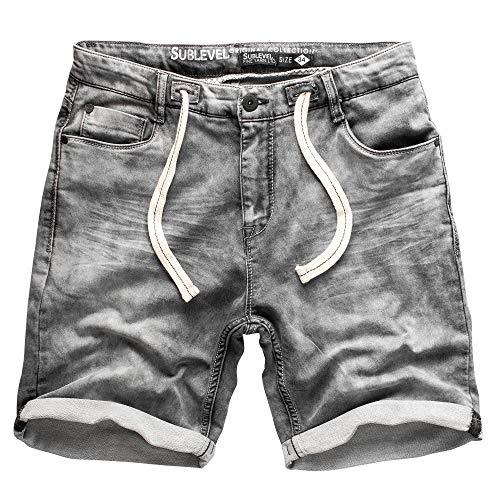 Sublevel Jogg Shorts -H1324K60688KXG37-40