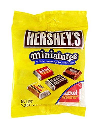 hersheys-chocolate-miniatures-150-g-pack-of-12