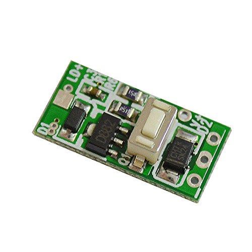 Q-BAIHE Verstellbar 0-600mA 808nm/830/850nm/980nm Laser Treiber Platine DC3-5V -