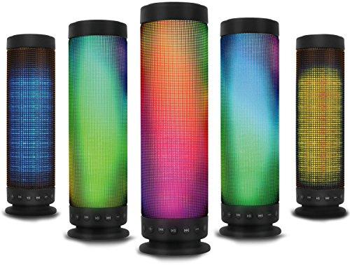 kocaso-deep-bass-inalambrico-portatil-led-rainbow-altavoz-con-manos-construido-en-mic-potente-sonido