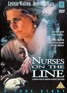Nurses On The Line [DVD]