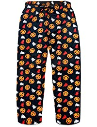 Small, New Mens Manchester United Football Club 100% Cotton Pyjama Bottoms Lounge Wear Pants