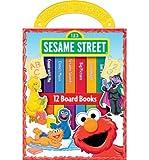 [( Sesame Street My First Library Set * * )] [by: Editors of Publications International Ltd.] [Apr-2013]
