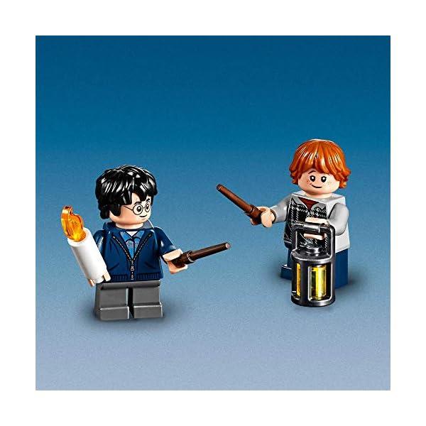 LEGO Harry Potter - Guarida de Aragog, Juguete de Construcción de Aventuras Basado en la Película (75950) 4