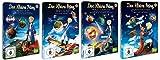 Der kleine Prinz - Vol. 1-4 (12 Geschichten) im Set - Deutsche Originalware [4 DVDs]
