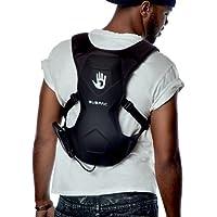 Subpac M2X Système de Son tactile Portable pour Smartphone/Tablette/Baladeur MP3/Console de jeux/PC/TV/Casque VR/PSVR/Mobile/MAC Noir