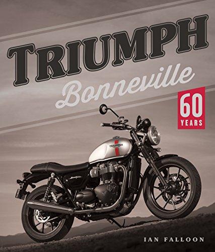 Triumph Bonneville: 60 Years por Ian Falloon