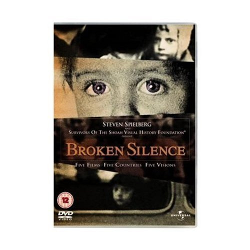 Preisvergleich Produktbild Broken Silence (Some Who Lived / Eyes of the Holocaust / Children from the Abyss / I Remember / Hell on Earth) [Regions 2 & 4] by Jack Fuchs