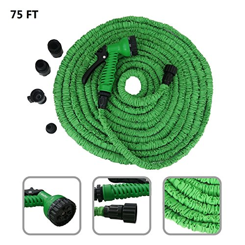 ucar-75ft-deluxe-expandable-no-kink-garden-hose-pipe-with-7-function-spray-gun-and-garden-tap-connec