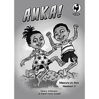 Amka! (Misururu ya Afya Nambari 3) (Swahili) (English Edition)