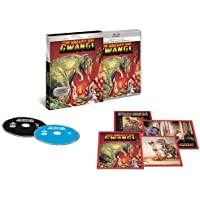 The Valley Of Gwangi Limited Slipcased Edition Blu Ray + DVD + Art Cards + Digital Downlad / Region Free Blu Ray