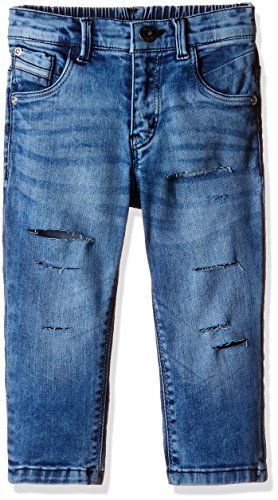 Gini and Jony Baby Girls' Jeans (122130522989 5000_Dx Wash (5000)_20)