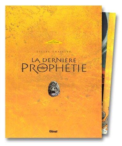 La Dernière Prophétie : Voyage aux enfers, coffret (tome 1 et album de crayonnés)