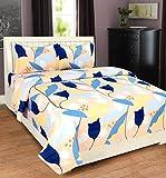 #6: Krishnam Premium Multi-colored Double Bed sheet