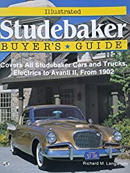 Illustrated Studebaker Buyer's Guide (Illustrated Buyer's Guide)