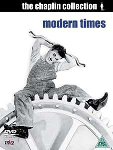 Charlie Chaplin - Modern Times [1936] [DVD]