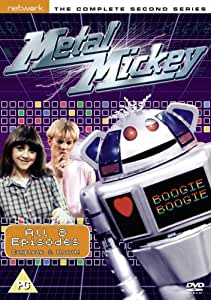 Metal Mickey - Series 2 - Complete [1980] [DVD]