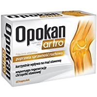 Opokan Artro - 60 capsules - components help to ensure normal functioning of joints and keep them in good condition... preisvergleich bei billige-tabletten.eu