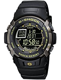 Casio G-Shock – Herren-Armbanduhr mit Digital-Display und Resin-Armband – G-7710-1ER