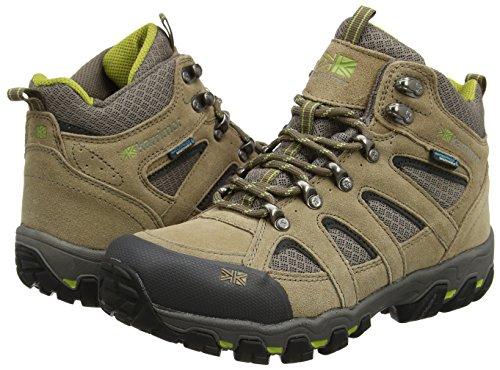 Karrimor-Womens-Bodmin-Mid-5-Ladies-Weathertite-High-Rise-Hiking-Boots-Beige-Taupe-4-UK-37-EU