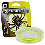 Spiderwire STLTH Stealth Glatte 8 – Gelb – 300 M, 0.35 mm