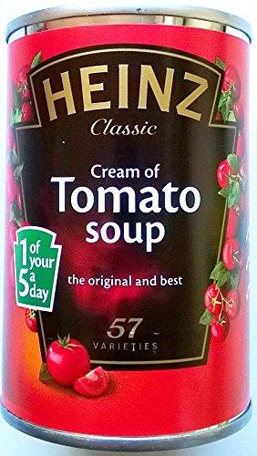 Soupe de tomates Heinz 6 x 300g