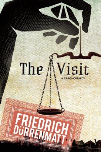 The Visit by Durrenmatt, Friedrich (2010) Paperback
