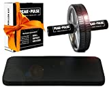 Best Ab Rollers - Improved Ab Roller Set by PeakPulse - Complete Review