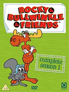 Rocky And Bullwinkle - Season 1 - Boxset 4 DVD - Import Zone 2 UK (anglais uniquement) [Import anglais]