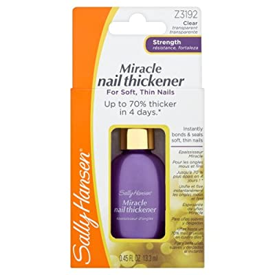 Sally Hansen Miracle Nail Thickener, 13.3 ml