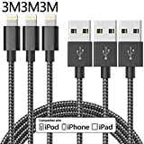 Lightning Cable,ONSON 3Pack...