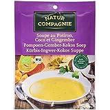 Natur Compagnie Sopa de Calabaza, Jengibre y Coco Bio - 40 gr