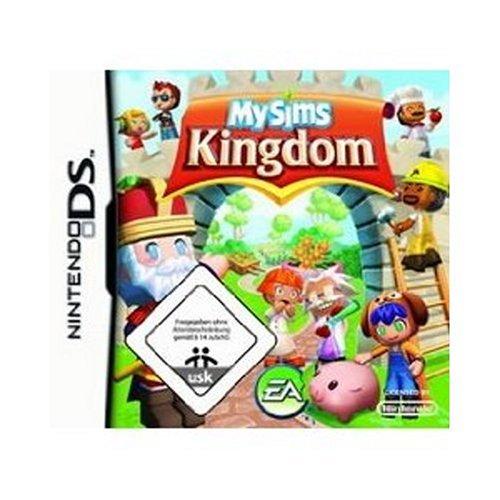 MySims: Kingdom (Sims Ds Spiele)