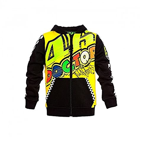 Valentino Rossi VR46 Moto GP The Doctor Enfant sweat à