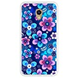 Hapdey Phone Case for [Meizu M5 Note] design [Floral spring