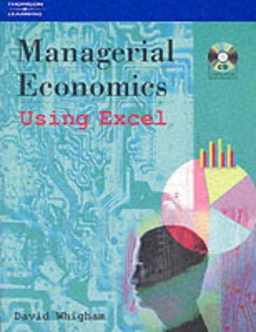 Managerial Econpmics Using Excel