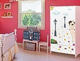 I-love-Wandtattoo ILWS-19-012 Kinderzimmer Möbelsticker Set