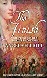 The Finish: The Progress of a Murder Uncovered (Venus Squared Book 1) by Angela Elliott front cover