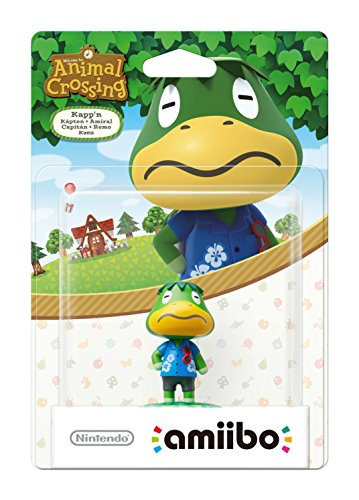 Animal Crossing amiibo: Käpten