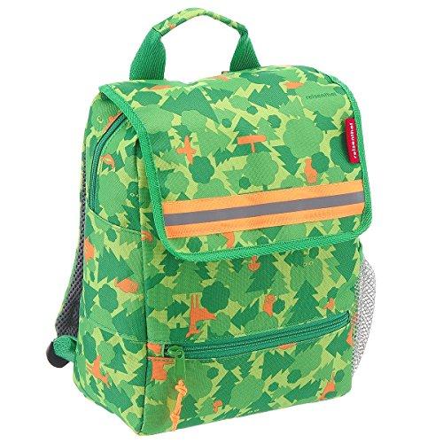 Reisenthel Backpack Kids Kinder-Rucksack, 28 cm, 5 L, Grünwood