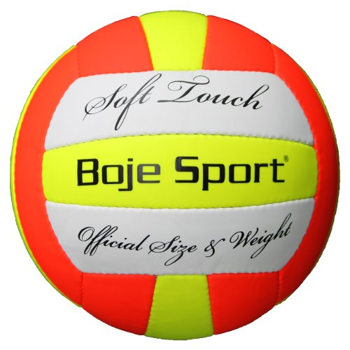 Boje Sport® Volleyball SOFT TOUCH, Größe 5