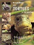 Les tortues en 100 questions, nouvelle édition