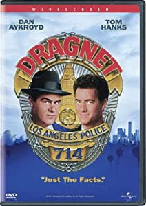 Dragnet [DVD] [1987] [Region 1] [US Import] [NTSC]