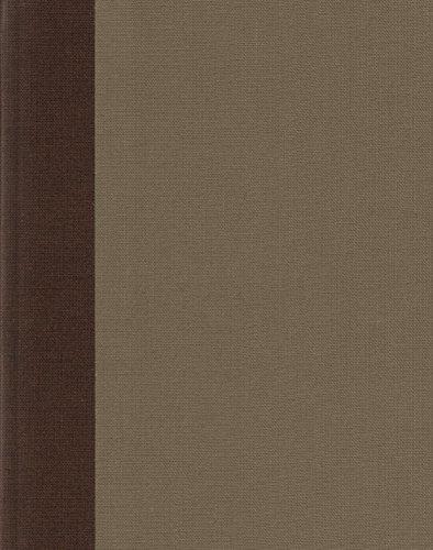 ESV Single Column Journaling Bible por Crossway