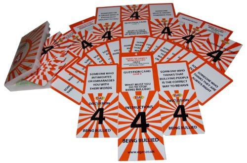 4a Serie (Being Bullied (EGAR Choice Discussion Cards: Series 4A - Citizenship, Band 4))